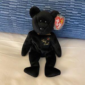 The End Bear TY Beanie